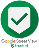 Badge von Google Street View